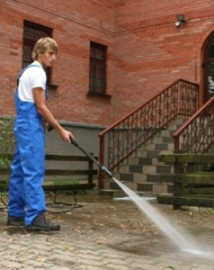 Sir Clean - Cleaning Division Pressure Washing wash