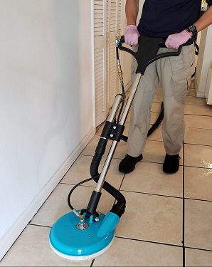 Tile and Grout Cleaning.