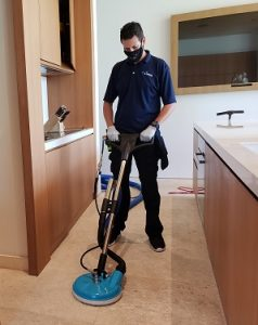 Professional Floor Cleanup by Sir Clean